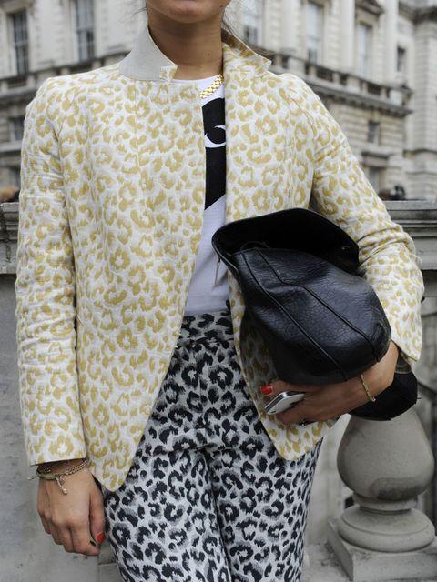 <p>London Street Style Spring Summer 13</p>