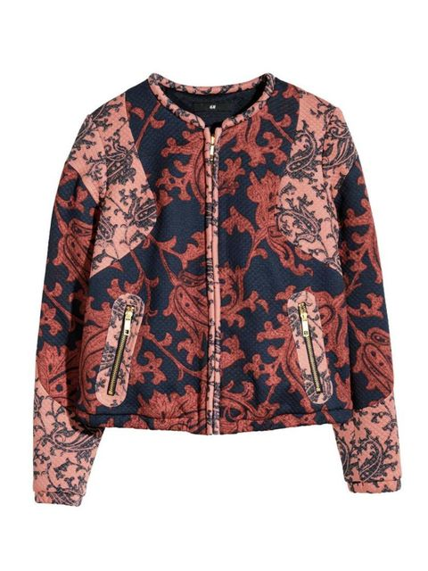 <p>Make the most of the cold, and step-up your jacket game.</p>