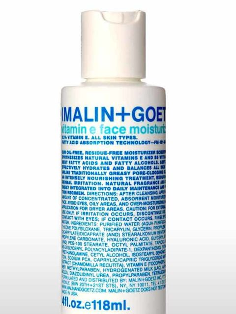 <p>A daily face cream is a must, but 'it should not smell girly or leave any trace of shimmer' explained one of EBT's other halves. Malin + Goetz are the leaders when it comes to functional products, with man-friendly fragrances (rum and cannabis, for exa