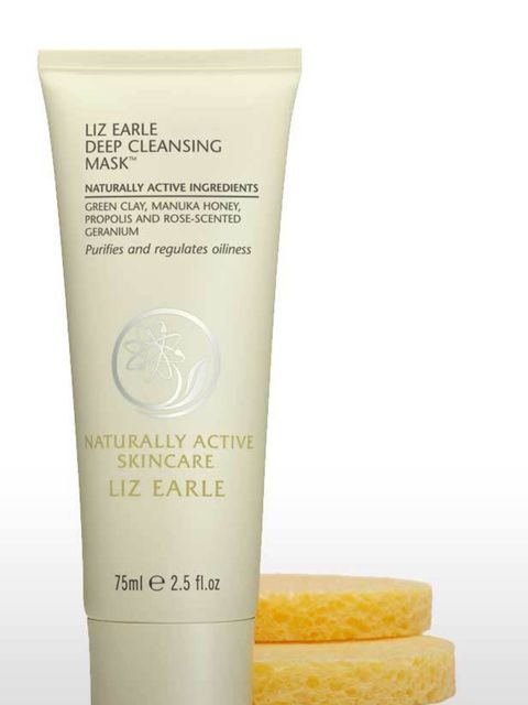 <p>A clay mask once a week will help to balance your skin and prevent your glands from becoming over stimulated. Liz Earle's Deep Cleansing Clay Mask, £12.25, balances excess oil while manuka honey and rose-scented geranium soothe and ba