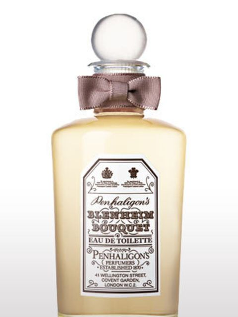 <p>'I discovered this scent two years ago and have worn it solidly ever since. It was created in 1902 as a men's fragrance but I think the lemon, lime, lavender, pine and black pepper combination is fresh, modern and feminine. I love it.' Carrie Gorman, E