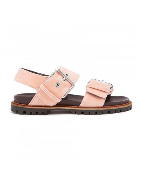 """<p>Even pastels get the sport sandal makeover</p><p>Sandals £195 by <a href=""""http://www.bimbaylola.com/shoponline/product.php?id_product=8724&id_category=535"""">Bimba and Lola</a></p>"""