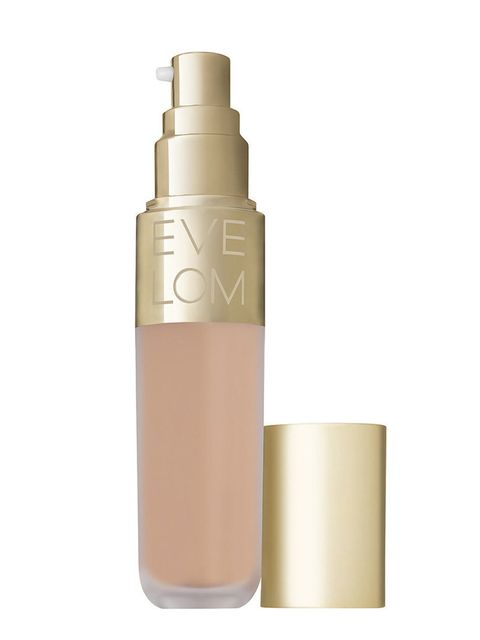 "<p><a href=""http://www.evelom.com/Radiance-Lift-Foundation-SPF15/MEV0028_1083,en_GB,pd.html"">Eve Lom Radiance Lift Foundation, £50.</a></p><p>First up, create a flawless base by applying this medium coverage, silky foundation. Start in the middle of your"