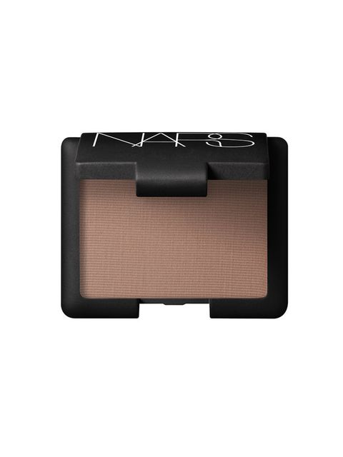 "<p><a href=""http://www.narscosmetics.co.uk/color/eyes/matte-eyeshadow/blondie"">Nars Matte Eyeshadow in Blondie, £18.</a></p><p>See how Rita's eyes have depth and definition? Recreate this by contouring your eye socket with this taupe, mattifying eye shado"