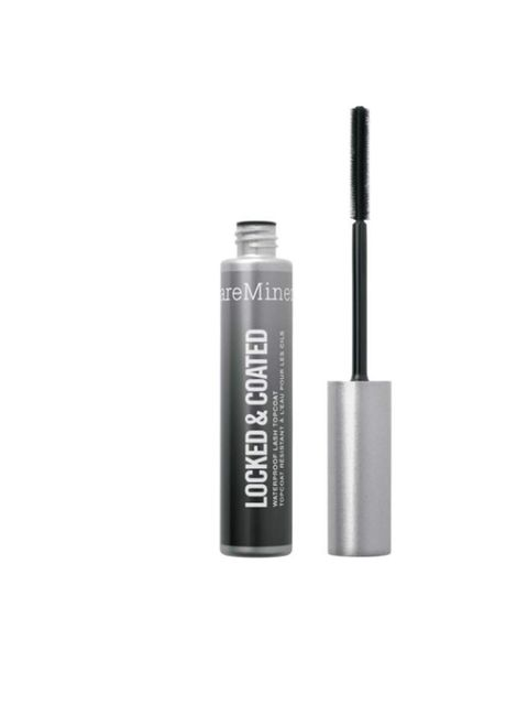 "<p><a href=""http://www.debenhams.com/webapp/wcs/stores/servlet/prod_10701_10001_123035016399_-1"">Bare Minerals Locked & Coated Mascara, £12</a></p><p>This nifty wand turns any mascara into waterproof form and doubles up as a clear, lengthening mascara if"
