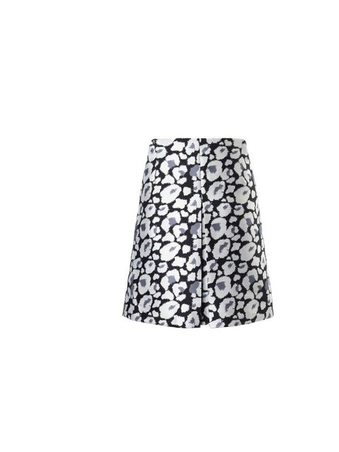 "<p>A plain white t-shirt and nude sandals will balance out the bold print.</p><p>- Fern Ross, Chief Sub Editor / Production Editor</p><p><a href=""http://www.whistles.co.uk/fcp/product/whistles//floral-leopard-box-pleat-skirt/903000060500"">Whistles</a> ski"