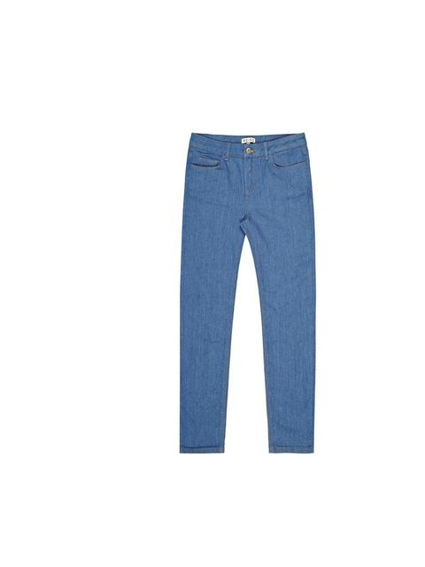 "<p>They say imitation is the sincerest form of flattery - so pair these with heels and an oversized white top in homage to Debbie Morgan, ELLE's Editorial Business Manager.</p><p><a href=""http://www.reiss.com/womens/jeans/smith-cropped/french-blue/"">Reiss"