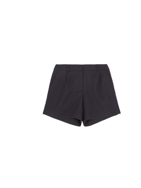 """<p>A pair of tailored black shorts are invaluable for summertime in the city - pair with tan leather sandals for the office, and espadrilles when the weekend rolls around.</p><p>Iris & Ink shorts, £65 at <a href=""""http://www.theoutnet.com/product/358081"""">T"""