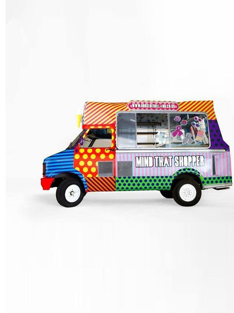 <p>It's a busy week for Henry Holland. He's re-launching the House of Holland website, opening a store in the form of a customised 'Mr Quiffy's' ice cream van and unveiling ihis first ever high summer collection, available to by online and in van, at the