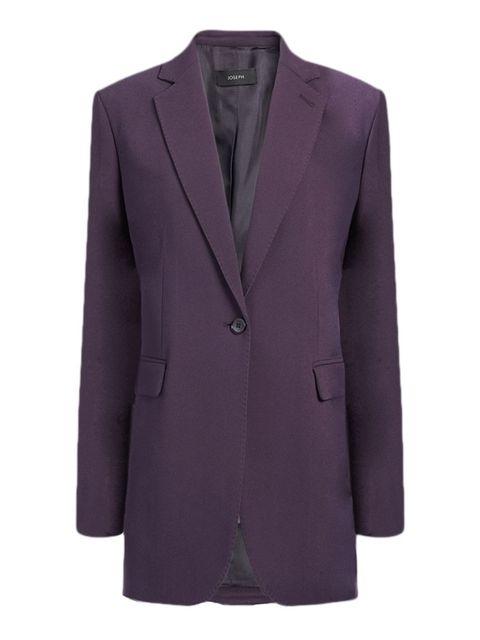 "<p><a href=""http://www.joseph-fashion.com/the-look-black-+-white-tie/crepe-stretch-laurent-jacket/invt/w5127441312822"" target=""_blank"">Joseph</a> blazer, £475</p>"