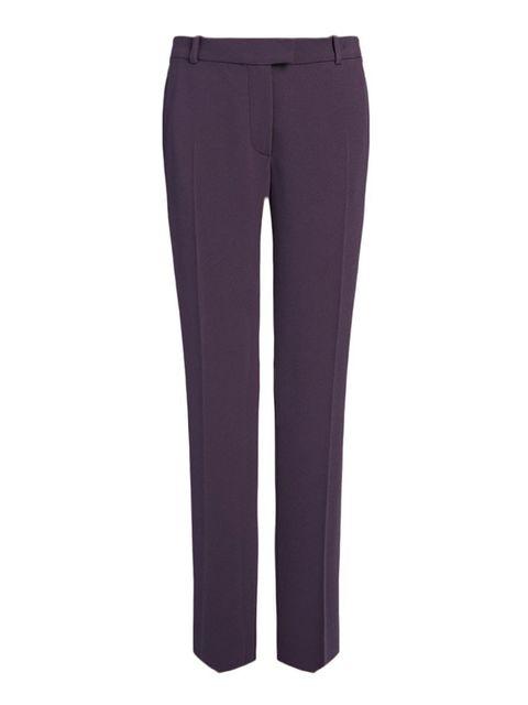 "<p><a href=""http://www.joseph-fashion.com/tailored/crepe-stretch-ben-trouser/invt/w5155440060822#"" target=""_blank"">Joseph</a> trousers, £225</p>"