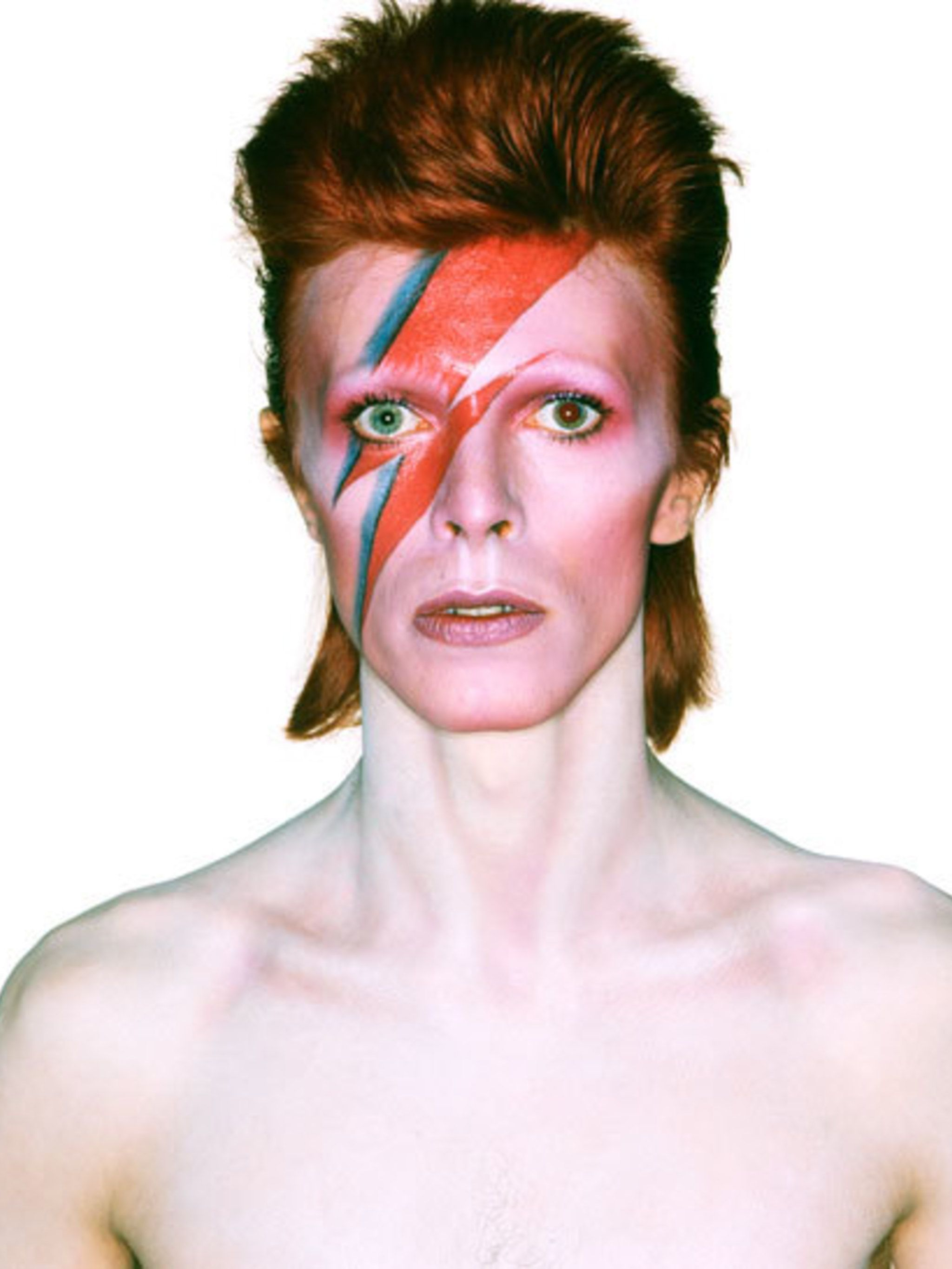 <p><em>David Bowie is</em> at London's Victoria and Albert Museum</p>