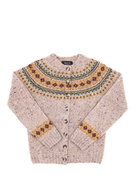 """<p>If you're going to invest in some new knitwear this week, make sure it's a heritage print made by independent weavers, just like this covetable cardi… Howlin by Morrison cardigan, £166, at <a href=""""http://www.centrecommercial.cc/fr/product/femme/pulls+"""