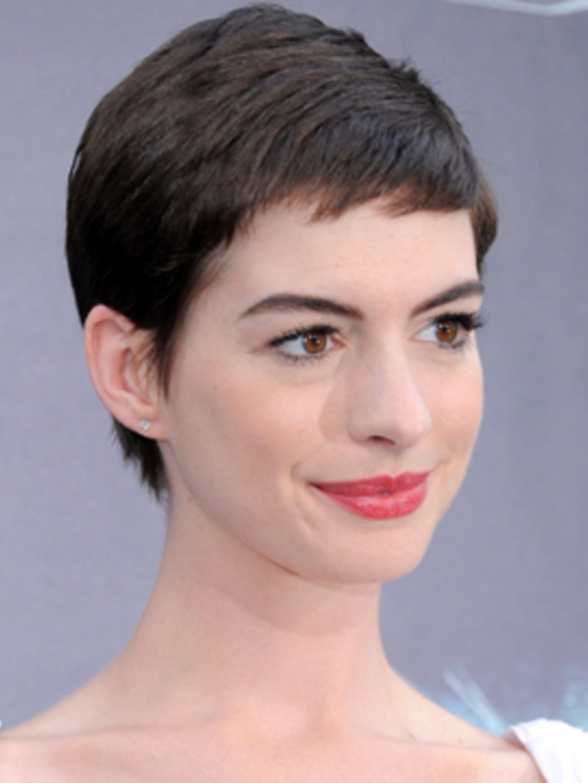 Anne Hathaway: my wedding make-up muse
