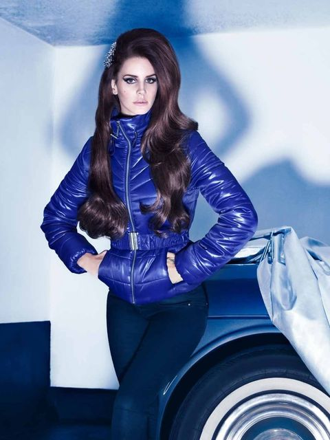 <p>Lana Del Rey for H&M</p>