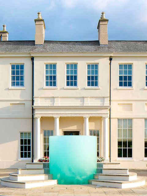 <p>So that&rsquo;s why I treated her to an overnight stay at Seaham Hall, once home to playboy poet Lord Byron, now a stunning Hotel and Spa settled on the cliffs of County Durham. The weather was typically moody outside, but inside we cosied up in our su