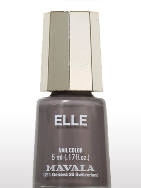 <p>Georgia Collins, ELLE's nail obsessive, created this polish with Mavala. It was a long process but she finally arrived at the perfect polish. Your nails need this.</p><p>Nail Varnish in ELLE, £3.95 by Mavala</p>