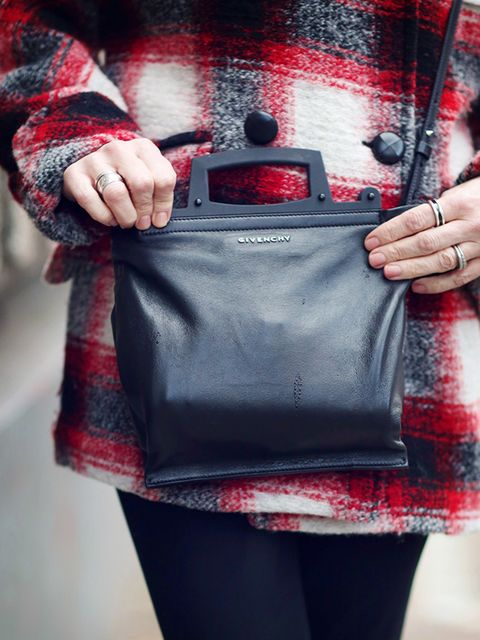 <p>Lorraine Candy - Editor-in-Chief.</p>  <p>Isabel Marant Étoile coat and Givenchy bag.</p>