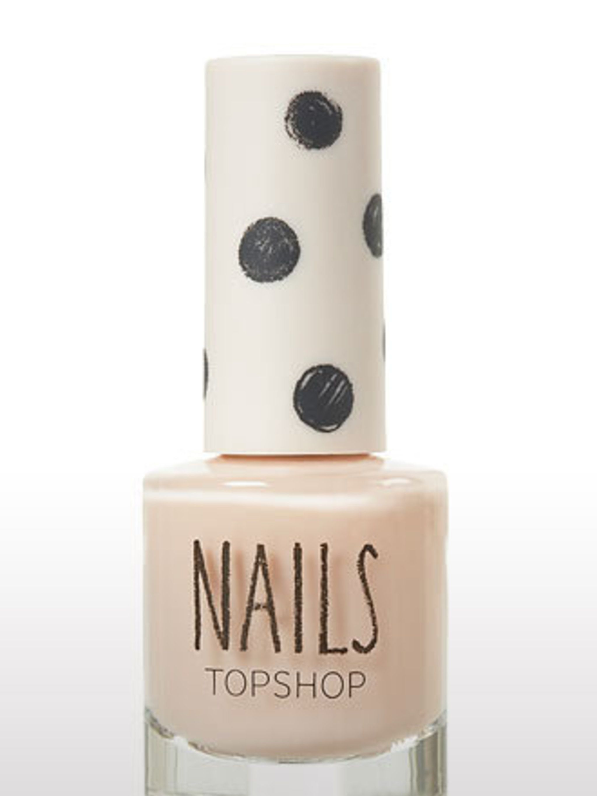 <p>Topshop nail polish in Hide and Seek, £5</p>