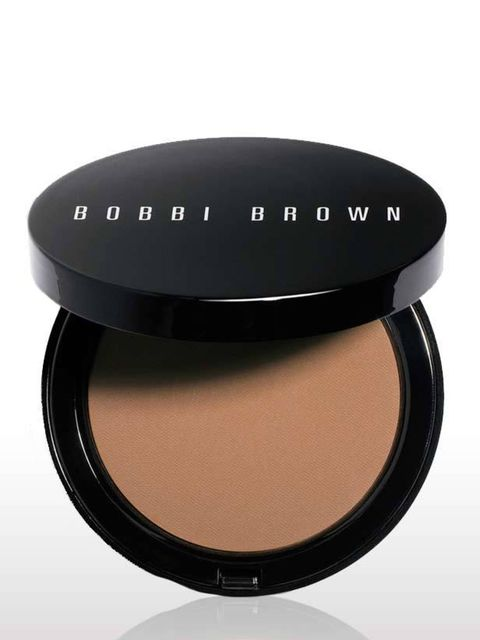 "<p>While this is very much a matte powder, it has a very subtle sheen finish. The pink undertones will suit people who go a deep tanned shade rather than a golden hue in the sun.</p><p>Bronzing Powder, £23.50 by <a href=""http://www.bobbibrown.co.uk/templa"