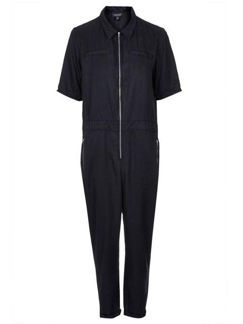 "<p><a href=""http://www.topshop.com/en/tsuk/product/new-in-this-week-2169932/new-in-this-week-493/multi-zip-boiler-suit-4031142?bi=61&ps=20"" target=""_blank"">Topshop</a> boiler suit, £58.</p>"