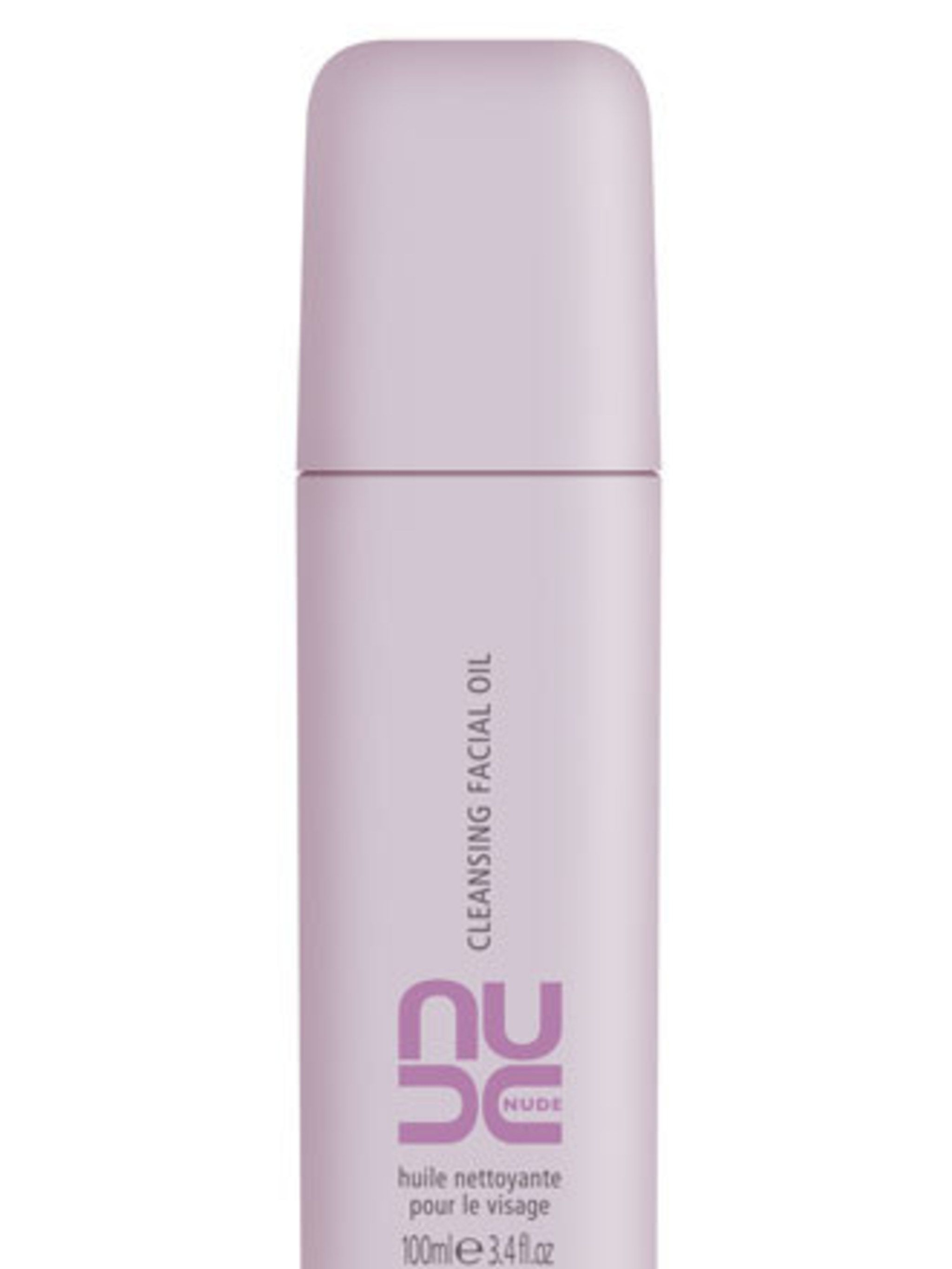 "<p>Cleansing Oil, £22 by <a href=""http://www.nudeskincare.com/products/face/cleansers/cleansing_facial_oil_100ml/"">Nude</a>For: normal to dry skin</p><p>This cleansing oil should be massaged into dry skin (to ensure it lifts all the grime), once warm wate"