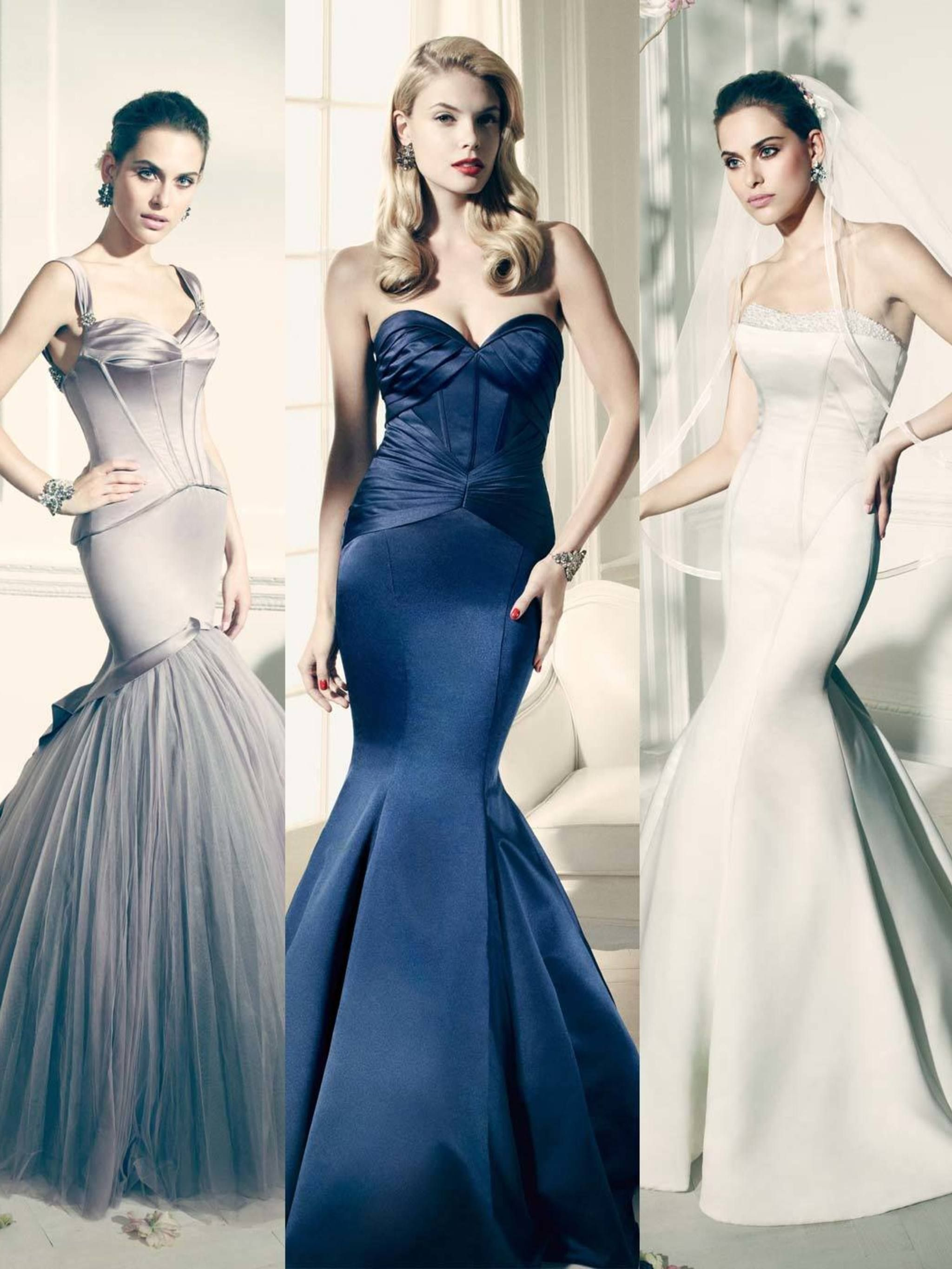 Truly Zac Posen: the first David\'s Bridal collection