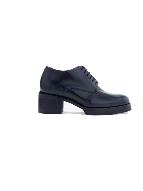"""<p>Nothing beats <a href=""""http://www.cosstores.com/"""">Cos</a> for a classic staple, and the navy colour is just the icing on the cake, £125</p>"""