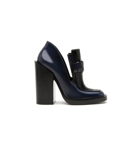 """<p>Its the fashion dream right here for these amazing heeled brogues from <a href=""""http://store.jilsander.com/gb/women?gclid=CJurkKyg8LgCFS3HtAod0WoAfg&amp;tp=18859"""">Jil Sander</a>- wrong never felt so right, £600</p>"""