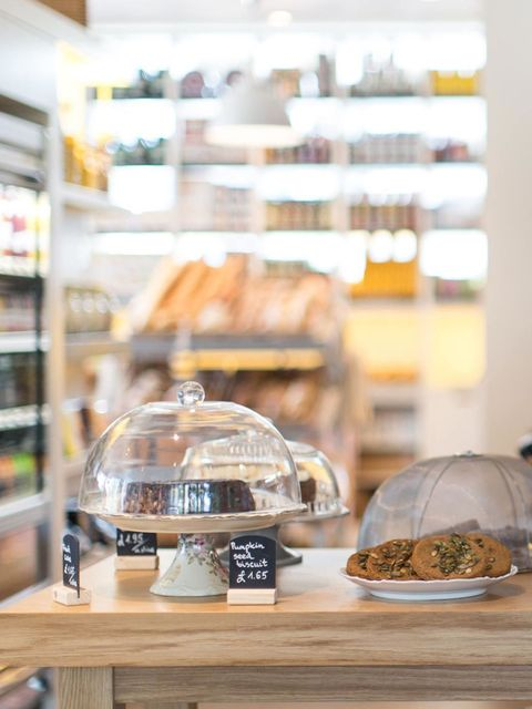 <p>If simple, scrummy food in non-pretentious surroundings is your thing, then pay a visit this week to the newly opened Albion cafe and shop in the NEO Bankside complex situated on London's South Bank. The second in a line of concept eateries by renowned