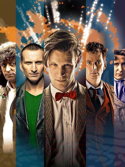 <p>He's sported all manner of styles, from soft curls and velvet frock coat to tartan tweeds and even a jazzy bow-tie or two.</p><p>Yes, the pioneer of geek-chic certainly has changed over the years but whether he's wild of hair or long of scarf we know w