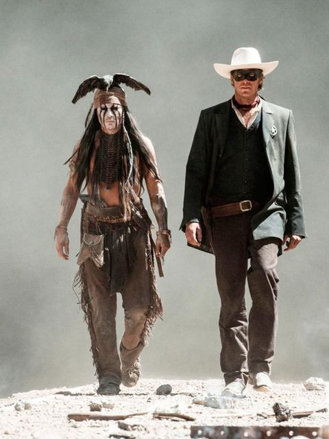 """<p>The most recent incarnation of The Lone Ranger may be getting mixed reviews but beautiful, mysterious <a href=""""http://www.elleuk.com/star-style/celebrity-style-files/jonny-depp-man-of-the-week-pictures-kate-moss-winona-ryder-vanessa-paradis-cry-baby-pi"""
