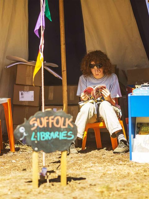 <p><strong>Latitude Festival</strong></p><p>If you feel like travelling to greener climes to satisfy your lit urges, look no further than Suffolk's Latitude Festival.</p><p>Predominantly known for it's