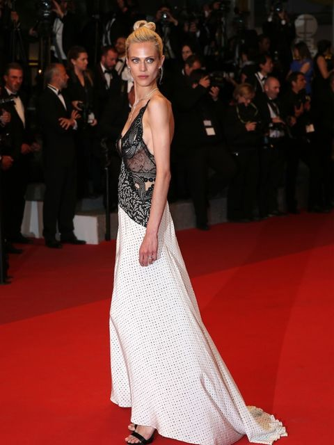 <p>Aymeline Valade attends the 'It's Only The End Of The World' Premiere during the 69th annual Cannes Film Festival</p>