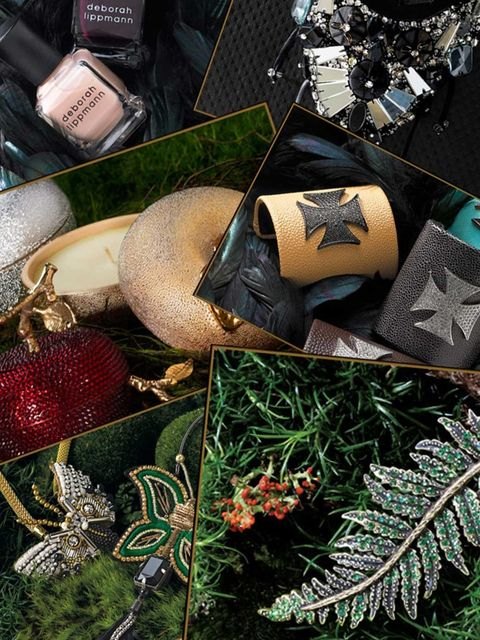 <p>A selection of HSN's Snow White and the Huntsman-themed range</p>