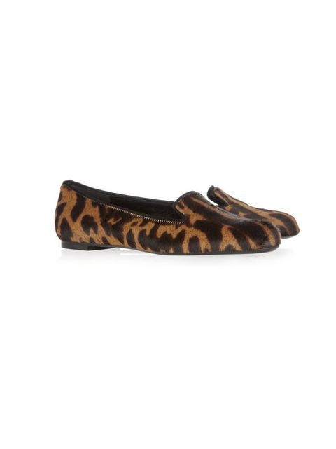 "<p>Alexander McQueen leopard print loafers, £515, at Net-a-Porter</p><p><a href=""http://shopping.elleuk.com/browse?fts=alexander+mcqueen+leopard+print+loafers"">BUY NOW</a></p>"