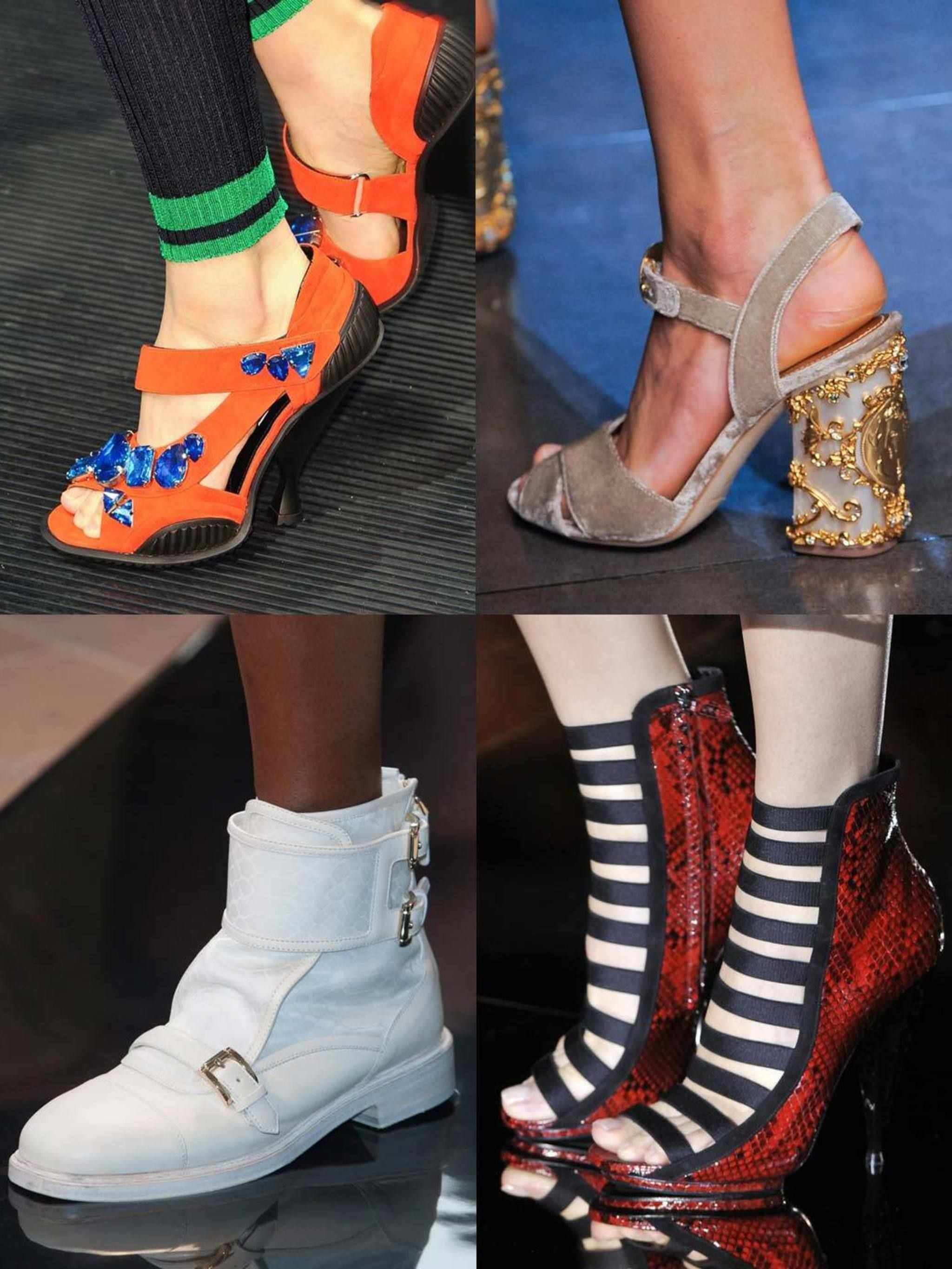 Editor's pick: MFW shoes