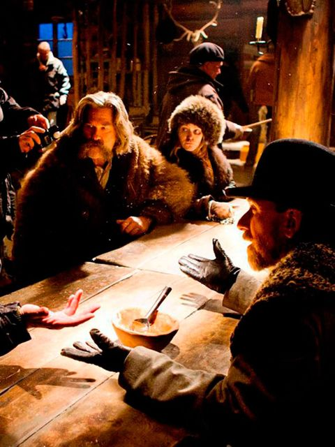 <p>FILM: The Hateful Eight</p>  <p>There are three important things to know about the new Quentin Tarantino movie: 1. It's a sweeping three-hour Western complete with outlaws, bounty hunters, sheriffs and menacing strangers – the armed and dangerous 'Hate