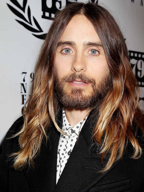 "<p><strong>Jared Leto</strong></p><p>ELLE says 'They'll always be a place in our hearts for Jordan Catalano – beard or no beard'</p><p><em><a href=""http://www.elleuk.com/star-style/celebrity-style-files/jared-leto-man-of-the-week-jordan-catalano-my-so-cal"