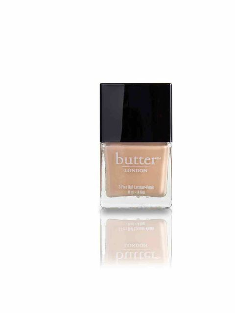 "<p><strong>Your perfect nude:</strong></p><p><strong>'</strong>'Choose a shade with a white undertone to complement and brighten your skin tone. My favourites are <a href=""http://www.butterlondon.com/Lacquers/Cream-Tea.html"">Butter London 3 Free Nail Lacq"