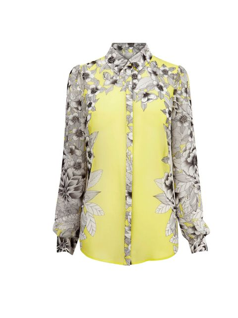 """<p><a href=""""http://www.warehouse.co.uk///warehouse/fcp-product/307963"""">Warehouse</a> floral shirt, £45</p>"""