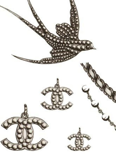 <p>Jenny Dickinson, Beauty DirectorThere are plenty of new-season pieces that have got me excited, but the one I've become obsessed by is Chanel's Les Trompe L'Oeil Skin Art . I already have two permanent tattoos that I got just shy of my 18th birthday an