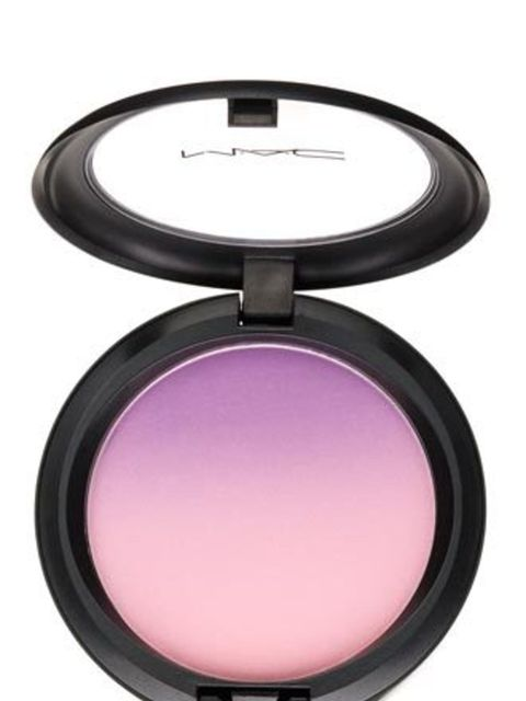 """<p>Georgia Collins, Beauty WriterLilac is set to be spring's hot new shade so I'll be sweeping this soft pastel shade from my cheeks to my temples for a delicate flush.</p><p>Blush Ombre in Azalea Blossom, £19.50, by <a href=""""http://www.maccosmetics.co.uk"""