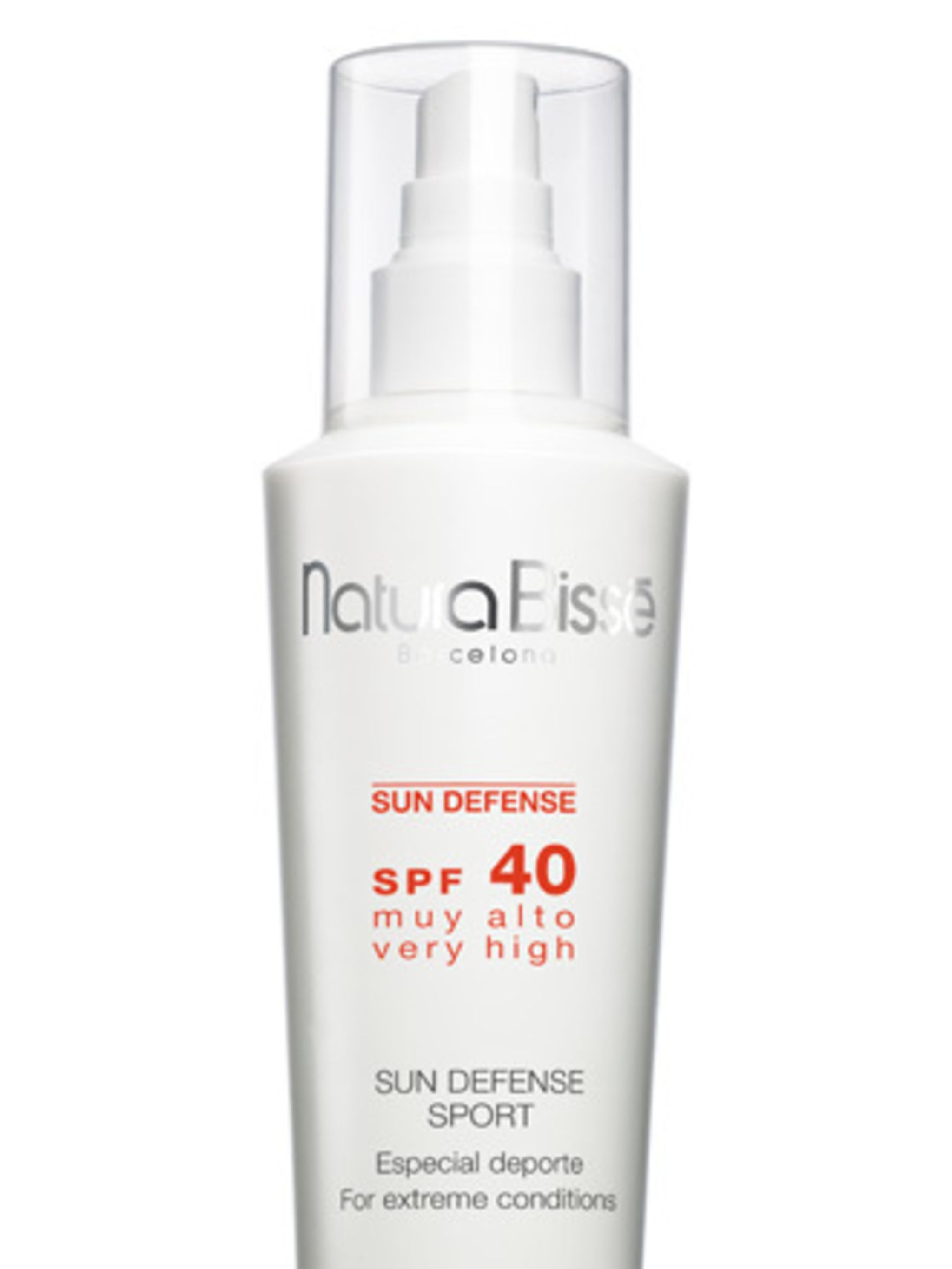 <p>If you're off to the slopes, you need sun protection. The higher the altitude the higher the ultra violet levels, plus the sun reflects off the snow; both factors can increase your chances of sun damage. This high factor sun lotion protects from both U