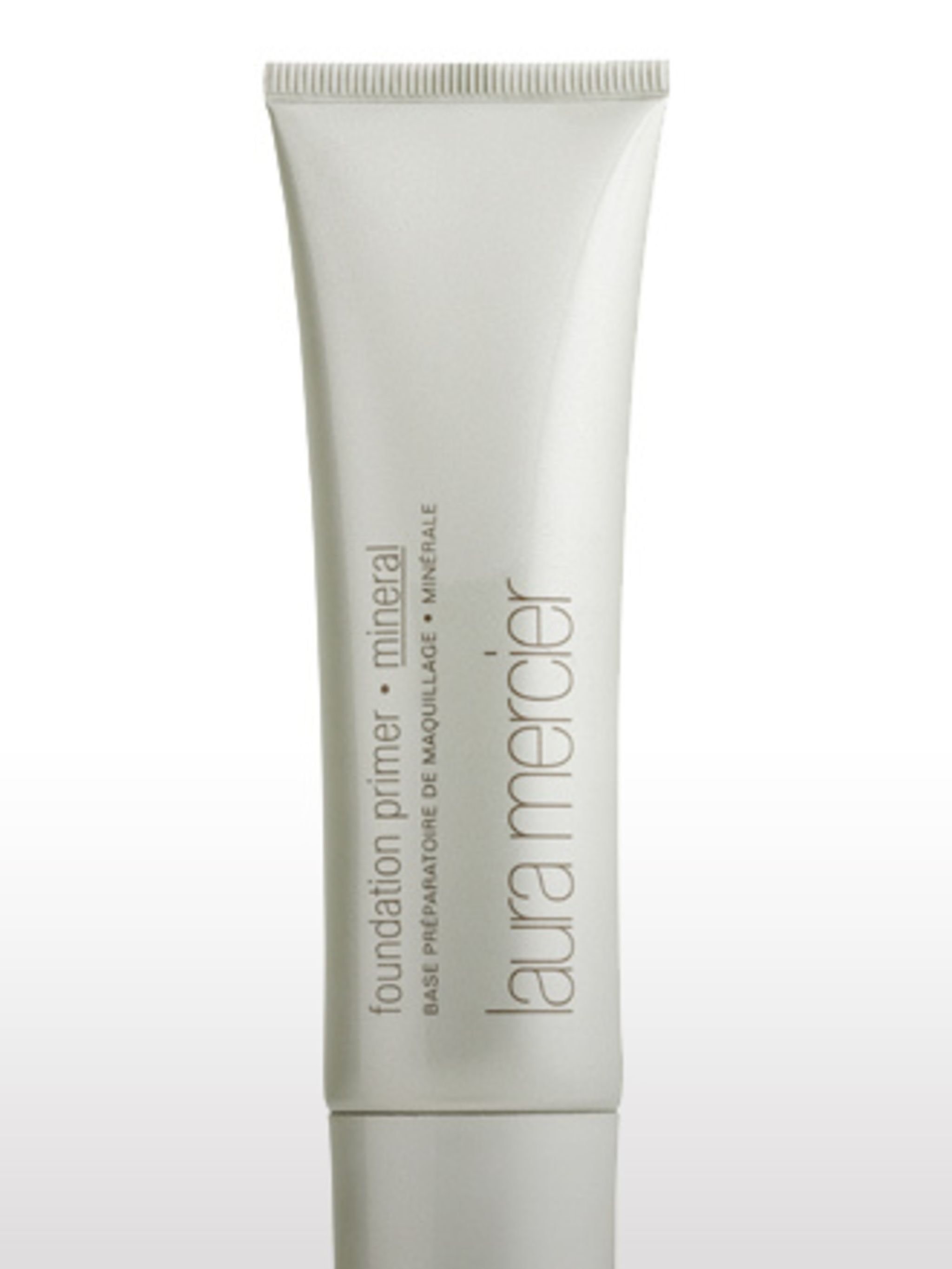 <p>We love a primer that provides a smooth, matte base for make-up, but still lets skin breathe.</p><p>Mineral Foundation Primer, £27, by Laura Mercier</p>