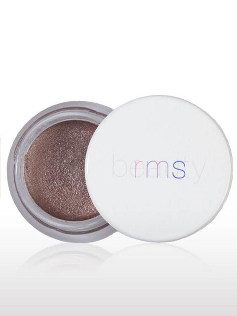 """<p>Cream Eye Shadow in Magnetic, £28 by RMS Beauty at <a href=""""http://www.glowgetter.co.uk/store/category/product/?id=325"""">Glowgetter</a></p><p>New York make-up artist Rose Marie Swift masterminded RMS as a 'skincare with colour' brand. All the ingredient"""