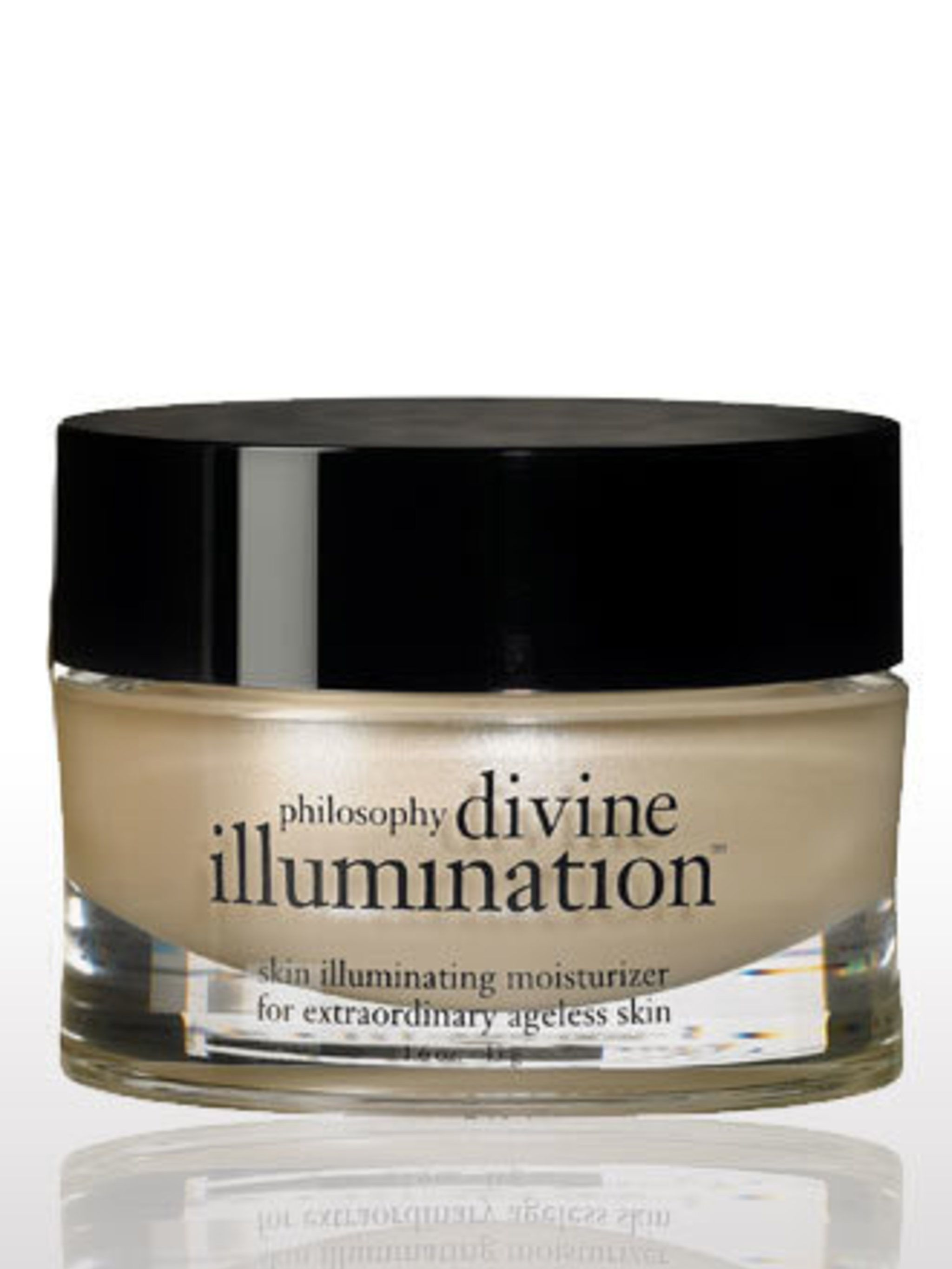 """<p>Divine Illumination, £68 by Philosophy exclusive to <a href=""""http://search.qvcuk.com/QVCUK/Search.ff?query=philosophy&image.x=54&image.y=3%E2%84%91=Search&cm_re=PAGE-_-SEARCH-_-SEARCH"""">QVC</a></p><p>Like molten gold in a jar, the shimmering"""