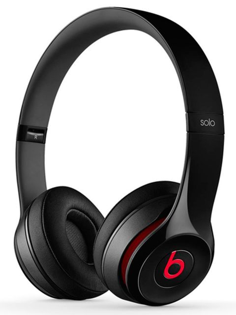 "<p>BEATS by Dr Dre headphones, £169 available at <a href=""http://www.currys.co.uk/gbuk/audio/headphones/headphones/on-ear-headphones/beats-by-dr-dre-solo-2-headphones-black-10008990-pdt.html"" target=""_blank"">currys.co.uk</a></p>"