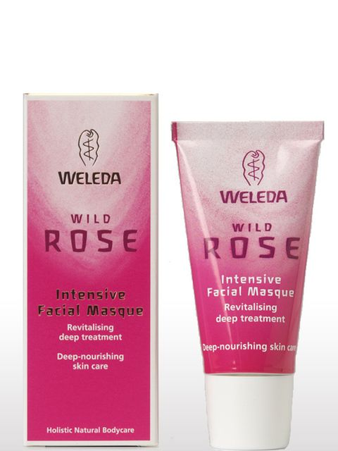 """<p>'This is wonderfully restorative, and particularly good for sensitive or mature skin.'</p><p>Sarah Stacey, co-founder of cult website <a href=""""http://www.beautybible.com/"""">www.beautybible.com</a>, chose Wild Rose Intensive Facial Masque, £7.32, by Wele"""