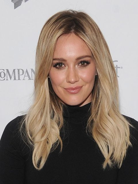 Hilary Duff doesn't look like this anymore...